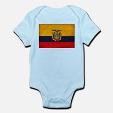 Ecuador Flag Infant Bodysuit