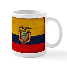 Ecuador Flag Mug