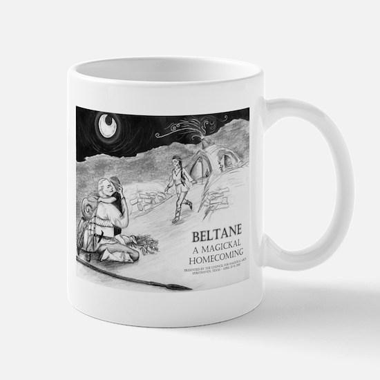 Beltane 2012 Graphic Mug