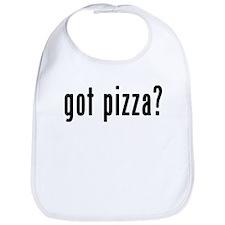 GOT PIZZA Bib