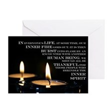 Inner Flame Greeting Cards (Pk of 20)