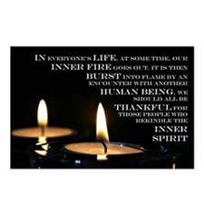 Inner Flame Postcards (Package of 8)