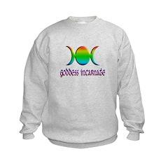 Goddess Incarnate Sweatshirt