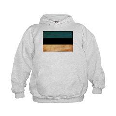 Estonia Flag Hoodie