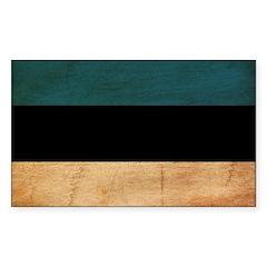Estonia Flag Decal