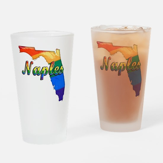 Naples, Florida, Gay Pride, Drinking Glass