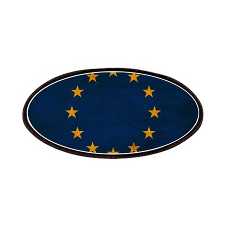 European Union Flag Patches
