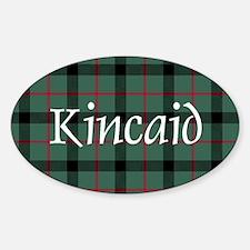 Tartan - Kincaid Decal