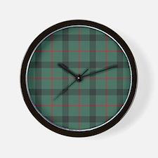 Tartan - Kincaid Wall Clock