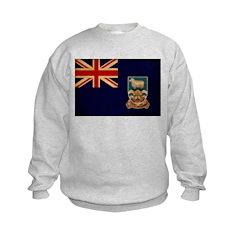 Falkland Islands Flag Sweatshirt