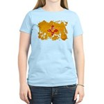 New Mexico Flag Women's Light T-Shirt