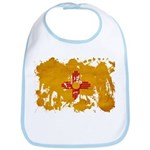 New Mexico Flag Bib
