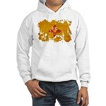 New Mexico Flag Hooded Sweatshirt