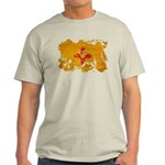 New Mexico Flag Light T-Shirt