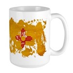 New Mexico Flag Large Mug