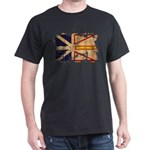 Newfoundland Flag Dark T-Shirt