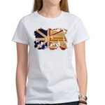 Newfoundland Flag Women's T-Shirt