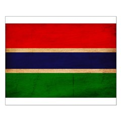 Gambia Flag Posters