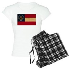 Georgia Flag Pajamas