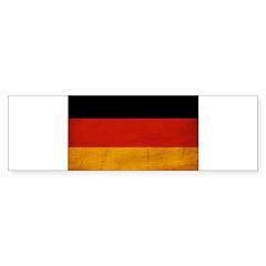 Germany Flag Bumper Sticker