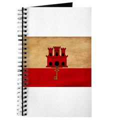 Gibraltar Flag Journal