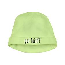 GOT FAITH baby hat