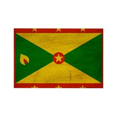 Grenada Flag Rectangle Magnet (10 pack)