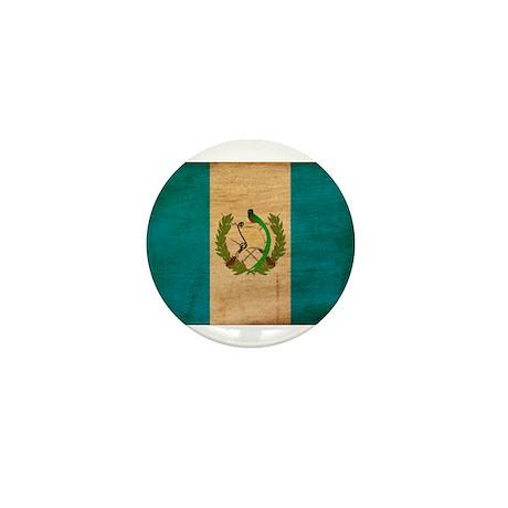 Guatemala Flag Mini Button (10 pack)
