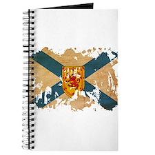 Nova Scotia Flag Journal