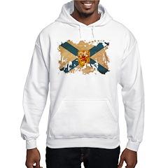 Nova Scotia Flag Hooded Sweatshirt