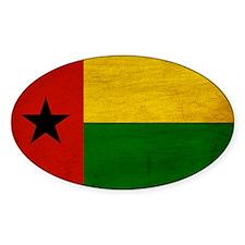 Guinea Bissau Flag Decal