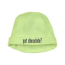 GOT CHOCOLATE baby hat