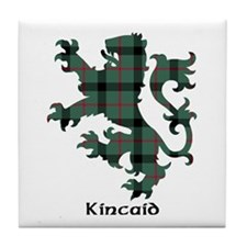 Lion - Kincaid Tile Coaster