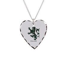 Lion - Kincaid Necklace Heart Charm
