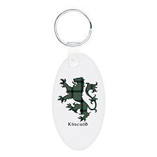 Lion - Kincaid Aluminum Oval Keychain