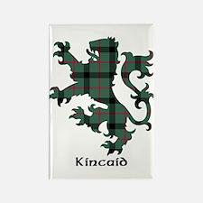 Lion - Kincaid Rectangle Magnet