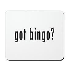 GOT BINGO Mousepad