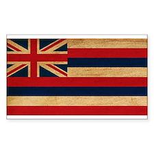 Hawaii Flag Decal