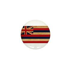 Hawaii Flag Mini Button