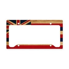 Hawaii Flag License Plate Holder