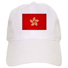 Hong Kong Flag Baseball Cap