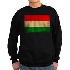 Hungary Flag Sweatshirt