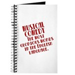 Musical Comedy Journal