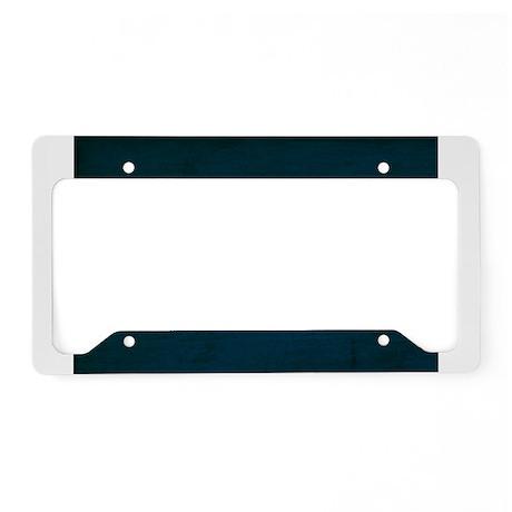 Idaho Flag License Plate Holder