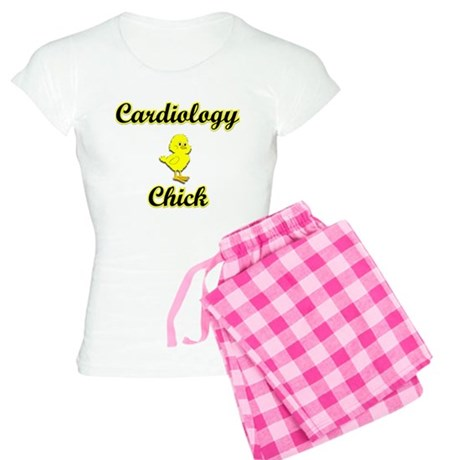 Cardiology Chick Women's Light Pajamas