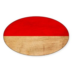 Indonesia Flag Decal