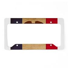 Iowa Flag License Plate Holder