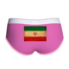 Iran Flag Women's Boy Brief
