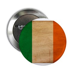 "Ireland Flag 2.25"" Button (10 pack)"