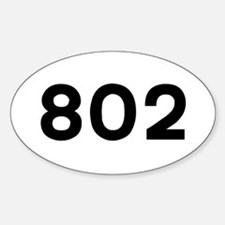 802 Decal